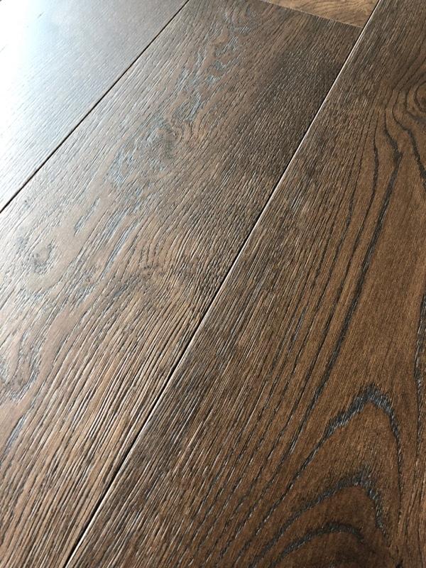 Parquet flooring plank pattern oak Corleone